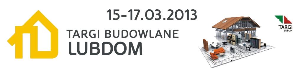 Выставка строительных материалов LubDom 2013