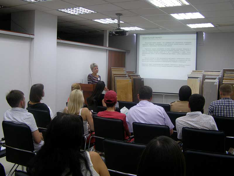 Обучающий семинар компании Косвик в Краснодаре