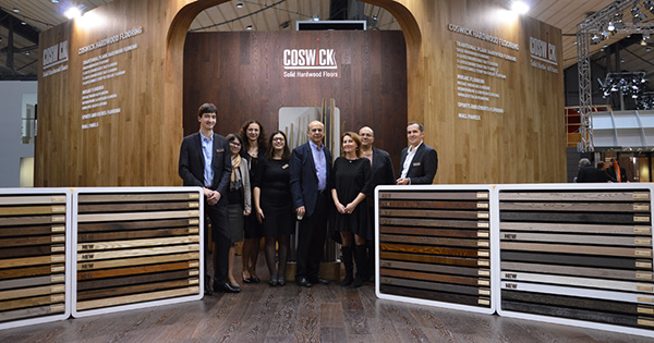 История Компании Coswick