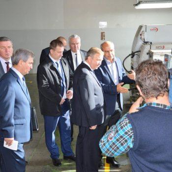 Премьер-министр Беларуси посетил Косвик