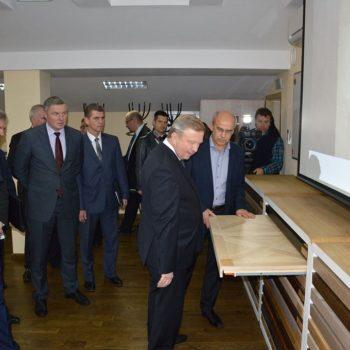 Андрей Кобяков посетил Косвик