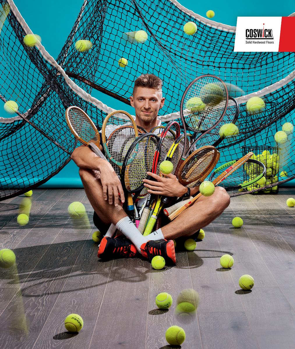 Александр Бурый, теннисист