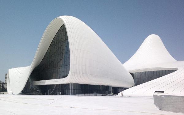 Паркет Coswick в одном из лучших проектов легендарного архитектора Захи Хадид