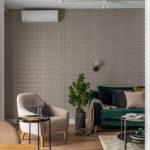 Баланс стиля и практичности. Квартира для молодой семьи