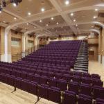 Акустические панели Coswick в театральном зале Американского колледжа в Софии